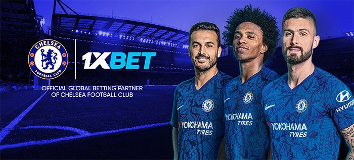 1xBet to Collaborate with Chelsea FC for Amazing Perks for Punters