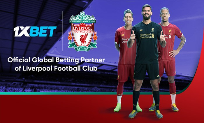 1xBet kicks off new partnership with Liverpool FC